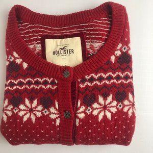 Hollister Cardigan Sweater Size XS